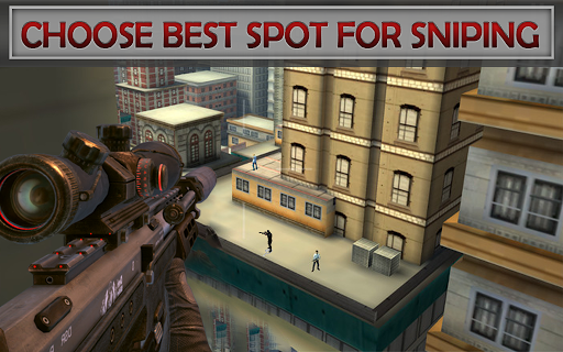 Sniper Fury 3D Assassin Gun Shooter FPS War Game 11.0.0 screenshots 2