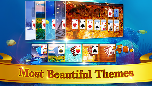 Solitaire 2.9.472 screenshots 8