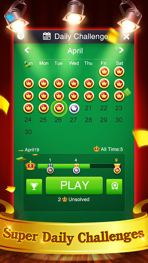 Solitaire Super Challenges 2.9.475 screenshots 14