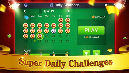 Solitaire Super Challenges 2.9.475 screenshots 18