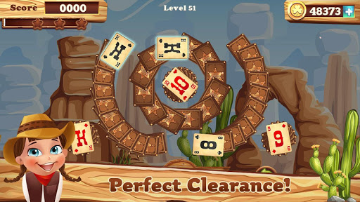 Solitaire match cowboy 1.0.13 screenshots 3