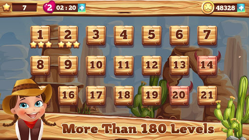 Solitaire match cowboy 1.0.13 screenshots 5