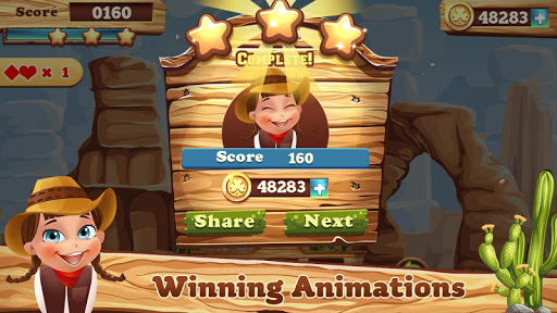 Solitaire match cowboy 1.0.13 screenshots 8