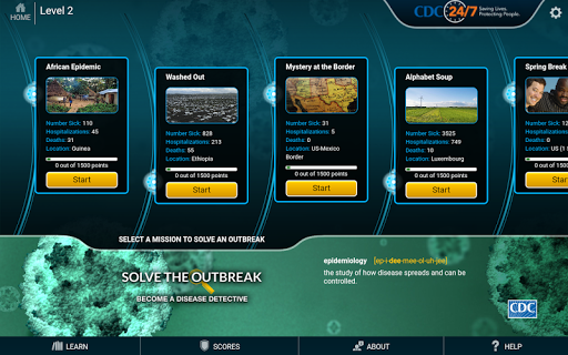 Solve the Outbreak 2.4.2 screenshots 2