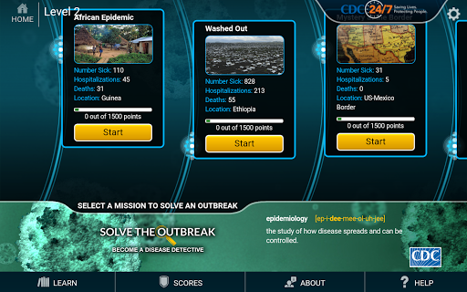 Solve the Outbreak 2.4.2 screenshots 8