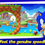 Free Download Sonic Runners Adventure 1.0.0i APK Full Unlimited