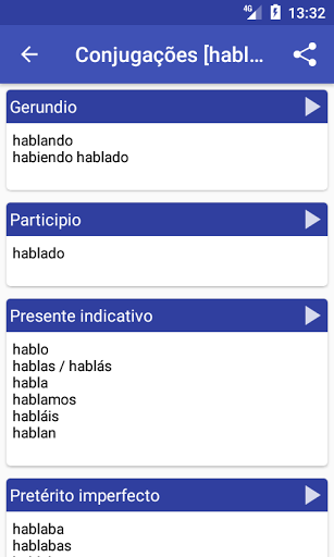 Spanish Dictionary – Offline 3.8 screenshots 3