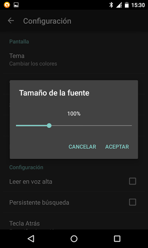 Spanish Dictionary – Offline 3.8 screenshots 8