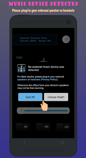 Speaker Booster Plus 1.5.5 screenshots 14