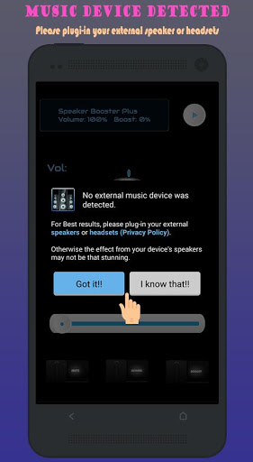Speaker Booster Plus 1.5.5 screenshots 5
