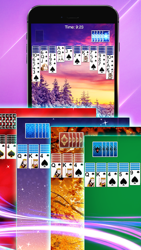 Spider Solitaire 2.9.474 screenshots 3