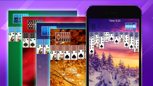 Spider Solitaire 2.9.474 screenshots 8