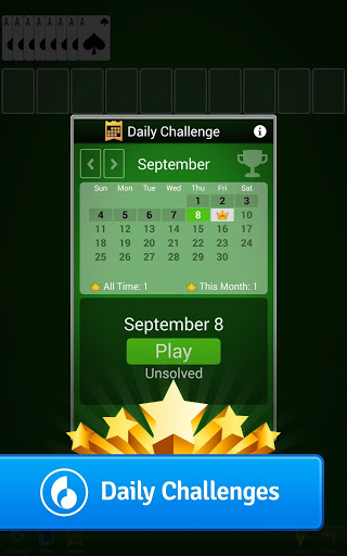 Spider Solitaire screenshots 7