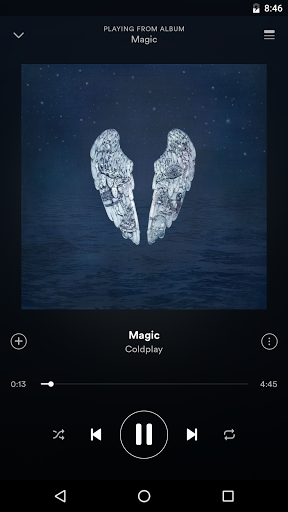 Spotify Music screenshots 1