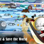 Download Stick vs zombie – Stickman warriors – Epic fight 1.2.2 APK Mod APK