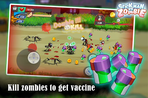 Stick vs zombie – Stickman warriors – Epic fight 1.2.2 screenshots 3