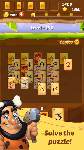 Stone Age Solitaire 1.0.15 screenshots 6