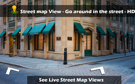 Street Live View Maps-GPS Navigation amp Directions 1.3 screenshots 1