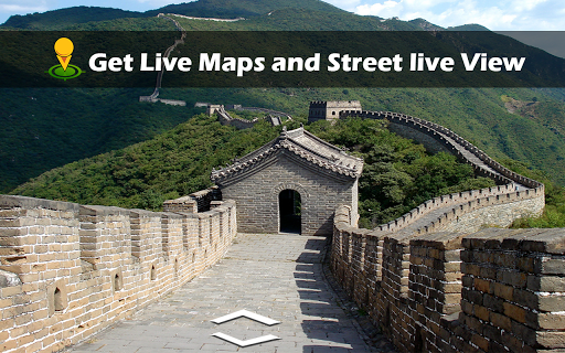 Street Live View Maps-GPS Navigation amp Directions 1.3 screenshots 4