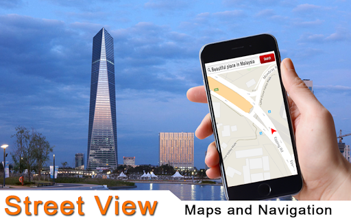 Street Live View Maps-GPS Navigation amp Directions 1.3 screenshots 6