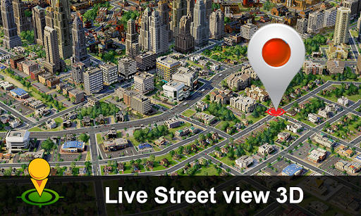 Street View Live map Satellite Earth Navigation 1.0 screenshots 10