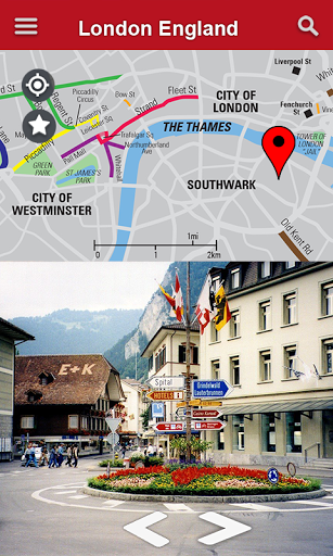 Street View Live map Satellite Earth Navigation 1.0 screenshots 7