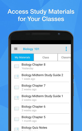 StudyBlue Flashcards amp Quizzes 5.49 screenshots 3