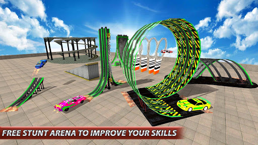 Stunt Car Impossible tracks 1.1.5 screenshots 4