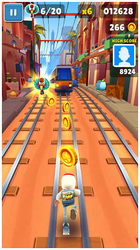 Subway Surfers 1.81.0 screenshots 2