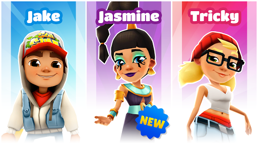 Subway Surfers 1.81.0 screenshots 8