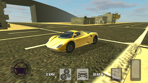 Super Sport Car Simulator 3.1 screenshots 6