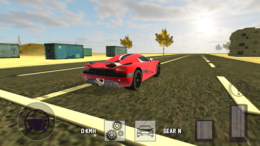 Super Sport Car Simulator 3.1 screenshots 8