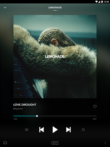TIDAL – High Fidelity Music Streaming screenshots 5