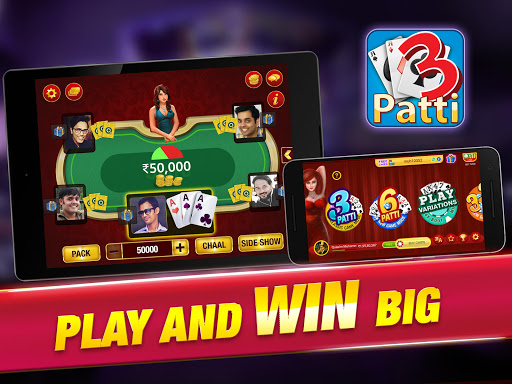 Teen Patti – Indian Poker screenshots 1