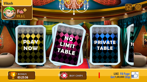Teen Patti Ultimate Plus A Multiplayer Game 2.1 screenshots 1