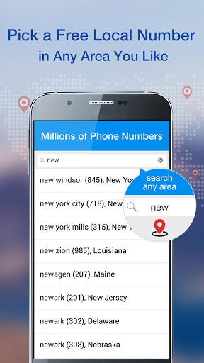 Telos Free Phone Number amp Unlimited Calls and Text 1.0.7 screenshots 3