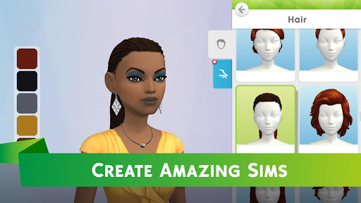 The Sims Mobile screenshots 1
