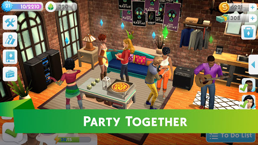 The Sims Mobile screenshots 16