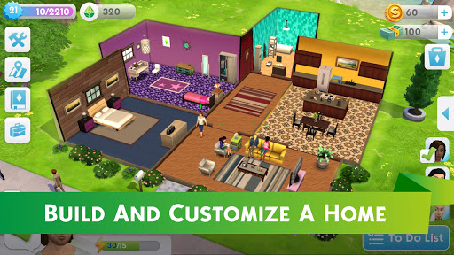 The Sims Mobile screenshots 2