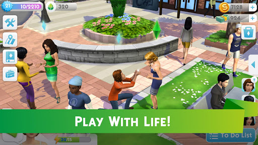The Sims Mobile screenshots 5