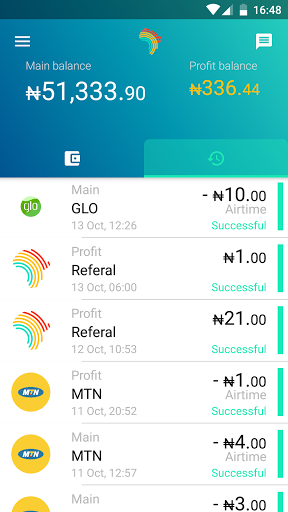 TopUp Africa screenshots 3