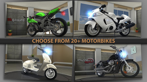 Traffic Rider screenshots 11