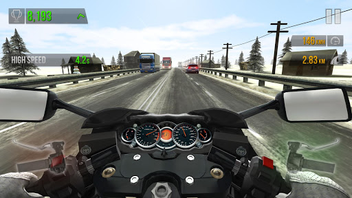 Traffic Rider screenshots 18