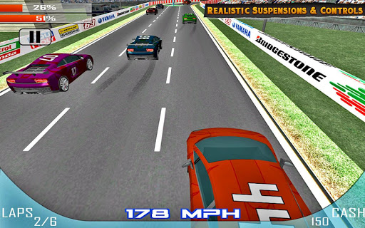Turbo Drift 3D Car Racing 2017 1.1.0 screenshots 14