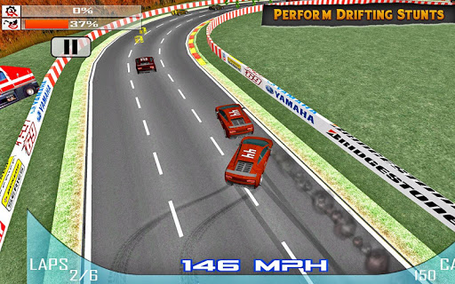 Turbo Drift 3D Car Racing 2017 1.1.0 screenshots 17