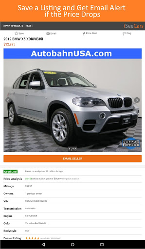 Used Car Search Pro 1.81 screenshots 11