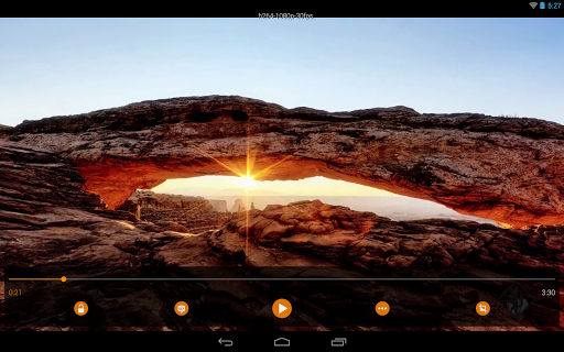 VLC for Android screenshots 10