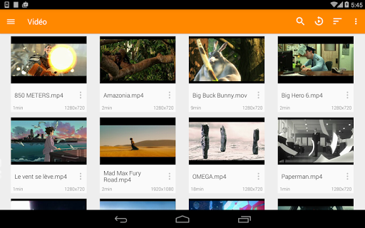 VLC for Android screenshots 17