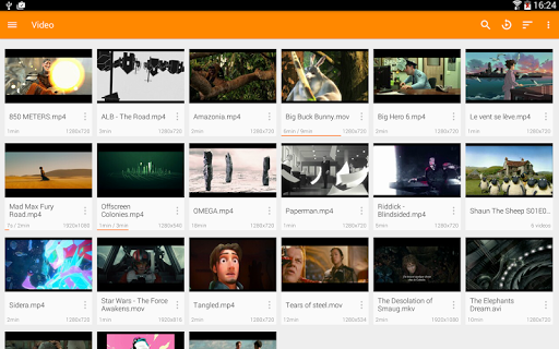 VLC for Android screenshots 9