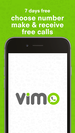 ViMo your international number. free calls 2.7.2 screenshots 5